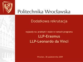 Wrocław, 28 października 2009