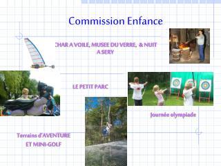 Commission Enfance