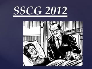 SSCG 2012