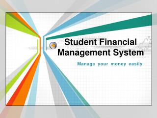 Student Financial Management System