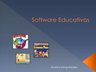 Software Educativos