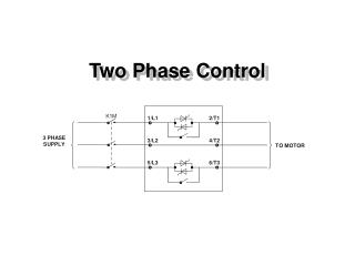 Two Phase Control