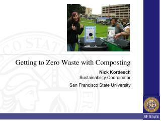 Getting to Zero Waste with Composting