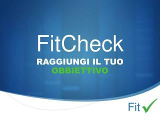 FitCheck