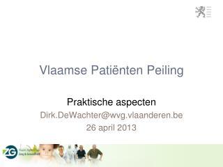 Vlaamse Patiënten Peiling
