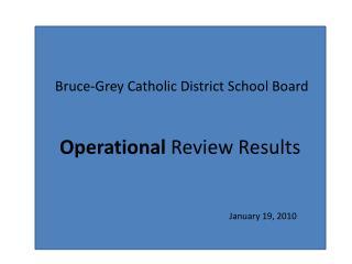 Bru ce-Grey Catholic District School Board
