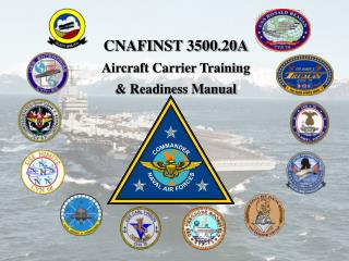 CNAFINST 3500.20A Aircraft Carrier Training & Readiness Manual