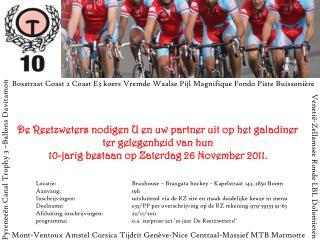 uitnodiging RZ avond 2011