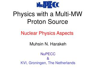 Physics with a Multi-MW Proton Source