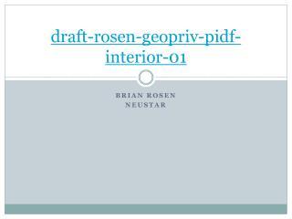 draft-rosen-geopriv-pidf-interior-01
