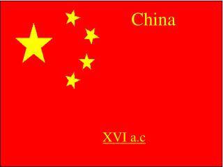 XVI a.c