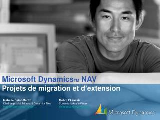 Microsoft Dynamics TM NAV