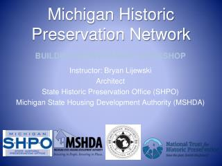 Michigan Historic Preservation Network