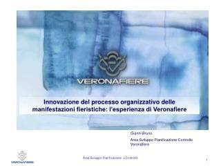 Innovazione del processo organizzativo delle