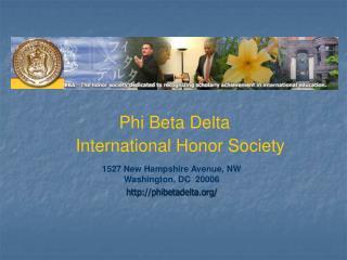 Phi Beta Delta