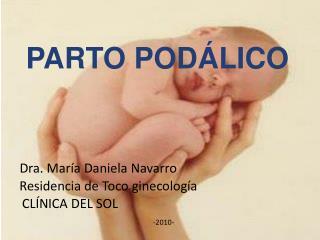 PARTO PODÁLICO