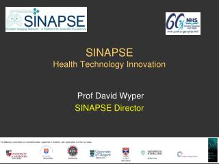 SINAPSE  Health Technology Innovation