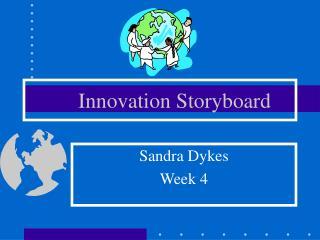 Innovation Storyboard