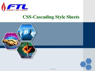 CSS-Cascading Style Sheets