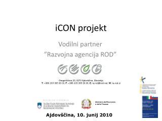 iCON projekt