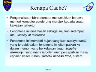 Kenapa Cache?