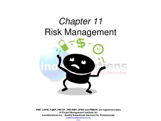 Chapter 11 Risk Management