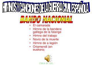 BANDO NACIONAL