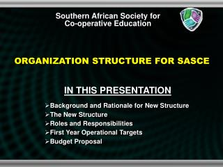 Southern African Society for Co-operative Education