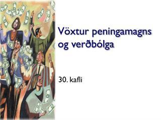 Vöxtur peningamagns og verðbólga