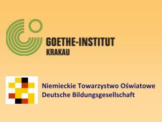 Niemieckie Towarzystwo Oświatowe Deutsche Bildungsgesellschaft