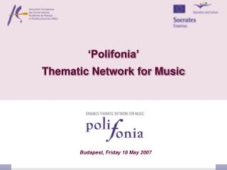 Polifonia  Thematic Network for Music