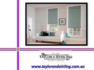 Taylor & Stirling-A Reputed Fabric Manufacturer Company