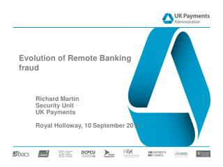 Evolution of Remote Banking  fraud