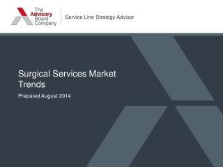 Service Line Strategy Advisor