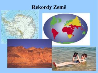 Rekordy Země
