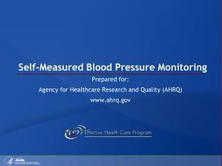 Self-Measured Blood Pressure Monitoring