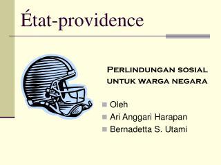 État-providence