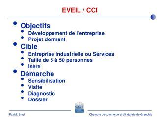 EVEIL / CCI