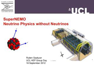 SuperNEMO Neutrino Physics without Neutrinos