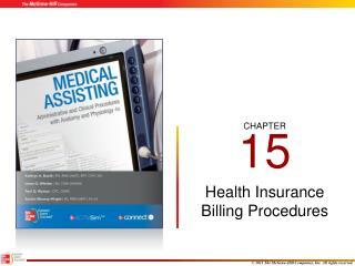 Health Insurance Billing Procedures