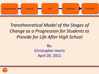 By: Christopher  Harris April 20, 2012