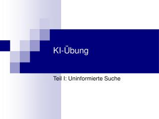 KI-Übung