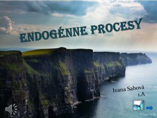 Endogénne procesy
