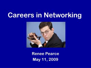Careers in Networking