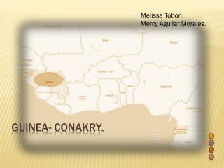 GUINEA- CONAKRY.