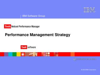 Performance Management Strategy