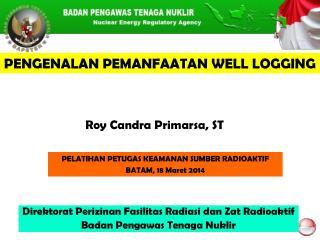 Direktorat Perizinan Fasilitas Radiasi dan Zat Radioaktif Badan Pengawas Tenaga Nuklir