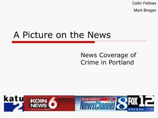 A Picture on the News