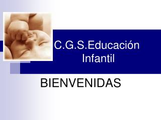 C.G.S.Educación Infantil