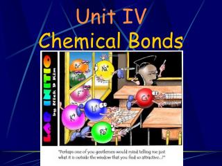 Unit IV Chemical Bonds